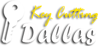 Key Cutting Dallas Logo
